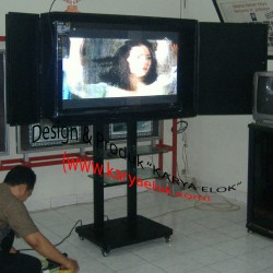 Floor Stand LCD TV BOX