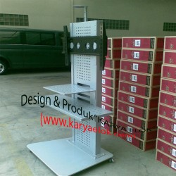 Floor Stand Rak Video Conference