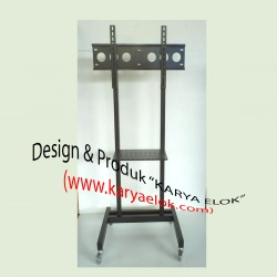 Floor Stand LCD/ Plasma/ TV & Rak Audio