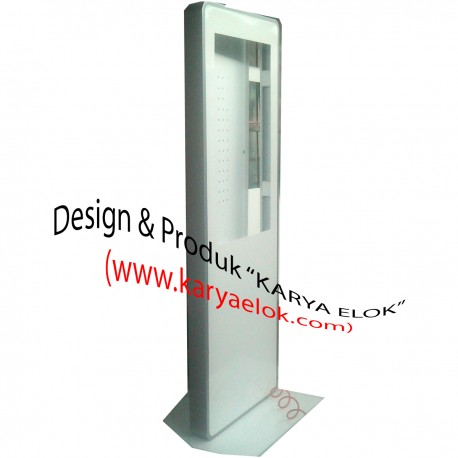 Stand Kiosk Monitor LCD/LED TV
