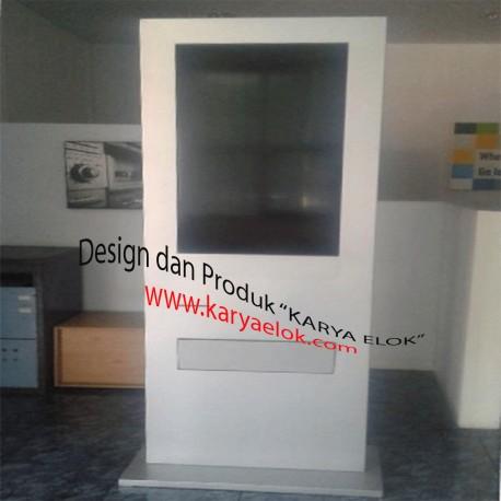 Stand Kiosk LCD/LED TV