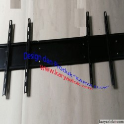 Bracket Wall LED TV 1 x 2