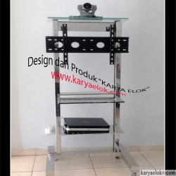 Floor Stand LCD/ Plasma/ TV VICON - Double Rak Audio
