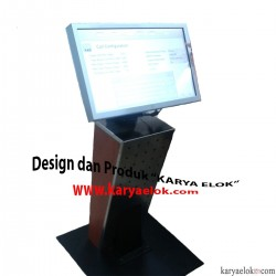 Stand Kiosk Monitor Touchscreen