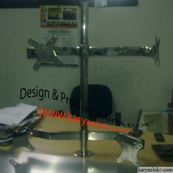 Bracket 4 Monitor (Desktop Arm Bracket)