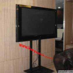Standing TV 2 Tiang