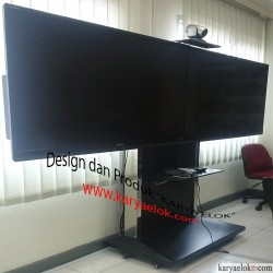 Stand LCD/LED/Plasma TV Video Conference