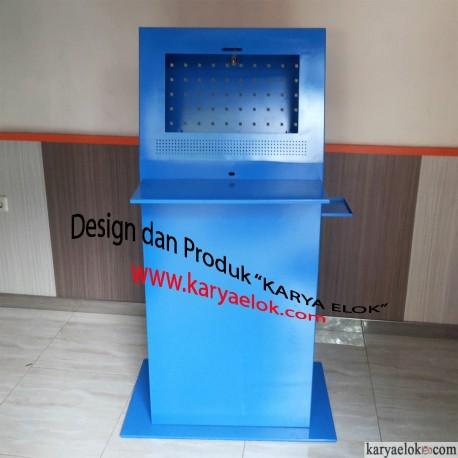 Kiosk Monitor