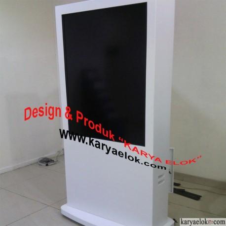 Standing Kiosk Monitor