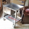 Medical Trolley (Troli Medis)