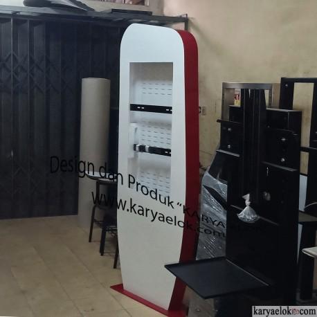 Pembuatan Aneka Kiosk Display Monitor