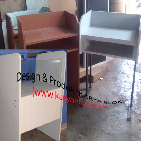 Meja Laboratorium Bahasa