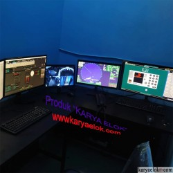 Meja Simulator Bridge