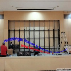 Bracket Modular Video Wall & Backdrop