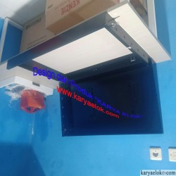 Wall/ Ceiling Kiosk Monitor