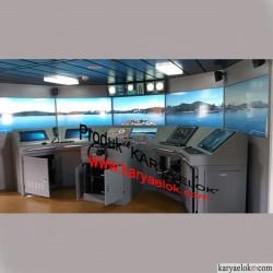 Console Simulator Nahkoda - Kapal